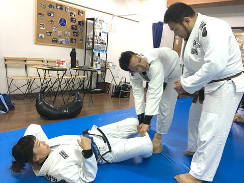 グレイシー柔術 仙台 直接指導 柔術