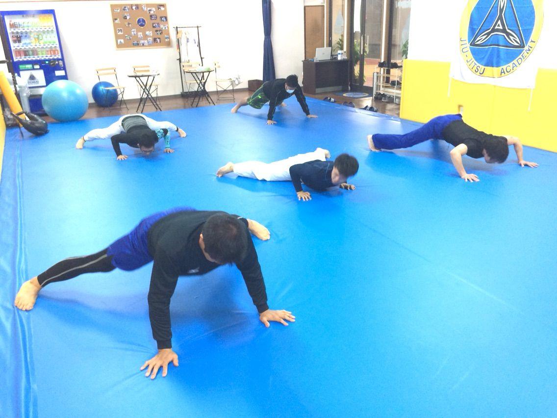 ファンクショナルトレーニング 仙台柔術