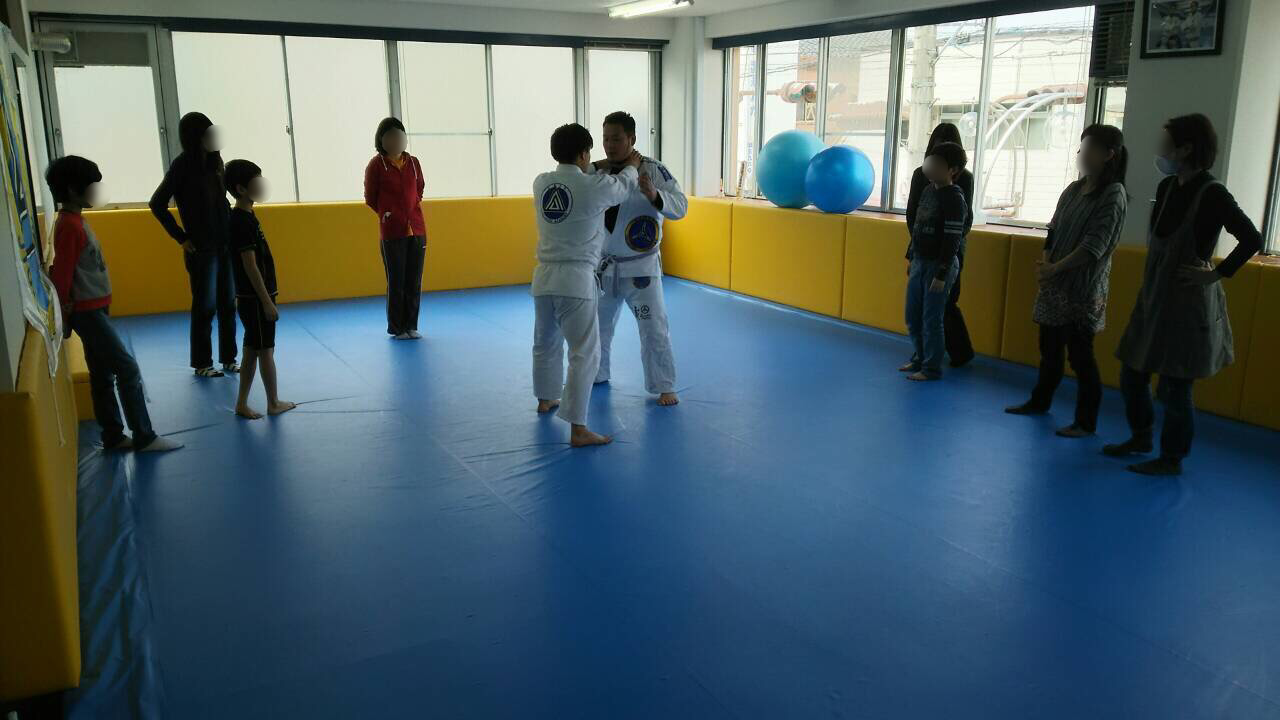 仙台 護身術 教室