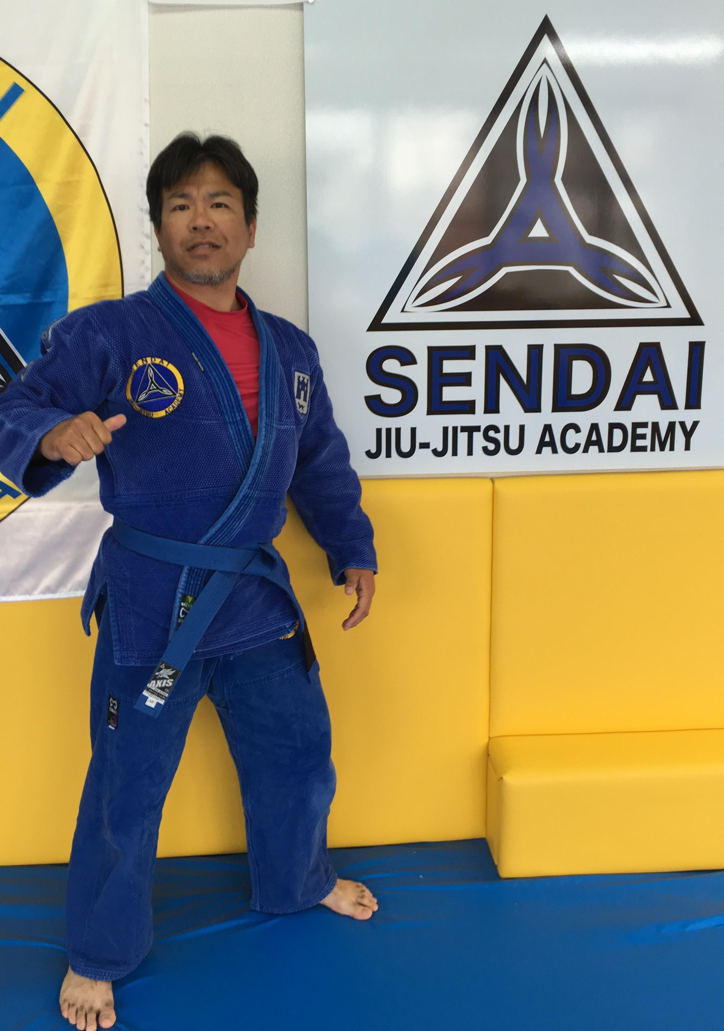 仙台 柔術 格闘技